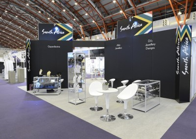 Annalize van Zyl Exhibition Project Managers South African Pavilion